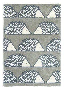 Bild: Teppich Spike (Grau; 90 x 150 cm)