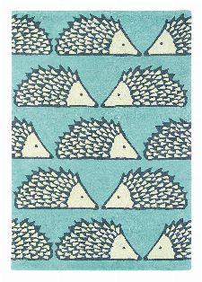 Bild: Teppich Spike (Blau; 90 x 150 cm)