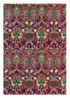Bild: Teppich Granada (Rot; 140 x 200 cm)