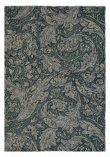 Bild: Schurwollteppich Bachelors Button (Braun; 250 x 350 cm)