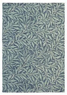 Bild: Wollteppich Willow Bough (Grau; 170 x 240 cm)