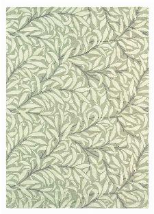 Bild: Wollteppich Willow Bough (Elfenbein; 250 x 350 cm)
