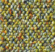 Bild: Teppich Marble (Curry; wishsize)
