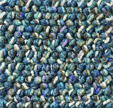 Bild: Teppich Marble (Blau; wishsize)
