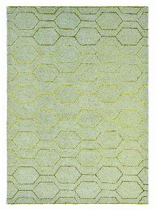 Bild: Retro Teppich Arris (Grau; 200 x 280 cm)