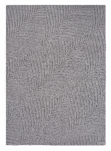Bild: Wedgwood Designer Teppich Folia (Grau; 120 x 180 cm)