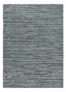 Bild: Florence Broadhurst Designerteppich Slub (Taubenblau; 170 x 240 cm)