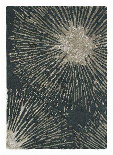 Bild: Teppich Shore (Dunkelblau; 140 x 200 cm)