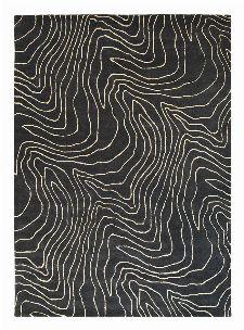 Bild: Harlequin Kurzflorteppich Formation 40805 (Moonlight; 250 x 350 cm)