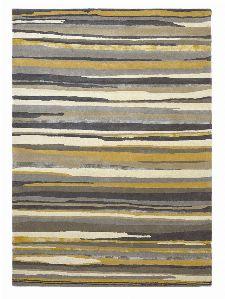 Bild: Sanderson Schurwollteppich Elsdon 44006 (Linden; 140 x 200 cm)