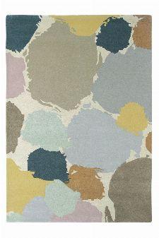 Bild: Wollteppich Paletto (Beige; 140 x 200 cm)