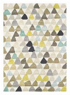 Bild: Teppich Lulu (Grün; 140 x 200 cm)