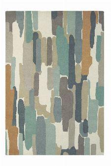 Bild: Wollteppich Trattino (Grau; 140 x 200 cm)