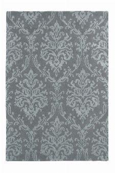 Bild: Wollteppich Riverside (Grau; 250 x 350 cm)