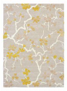 Bild: Sanderson Teppich Anthea 47106 (Saffron; 200 x 280 cm)