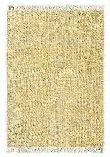 Bild: Designer Flachgewebe Teppich Atelier Craft (Ocker; 140 x 200 cm)