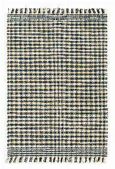 Bild: Designer Flachgewebe Teppich Atelier Coco (Beige; 200 x 280 cm)