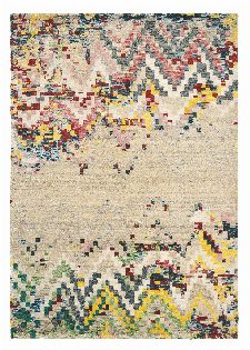 Bild: Designer Teppich Yeti Anapurna (Bunt; 140 x 200 cm)