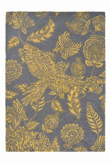 Bild: Ted Baker Woll Teppich Loran (Gelb; 140 x 200 cm)