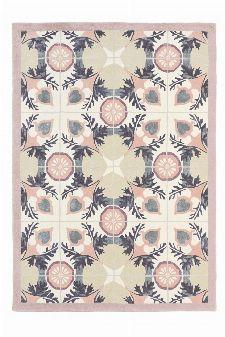 Bild: Ted Baker Teppich Floraldesign Violet (140 x 200 cm)