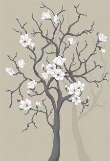 Bild: P0304024 Magnolia tree 180*265