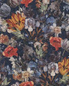 Bild: Eijffinger Vliestapete Masterpiece 358012 - Blumen Stillleben (Blau)