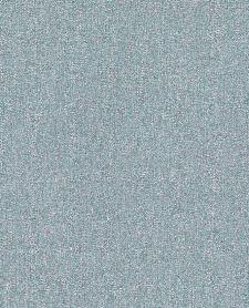 Bild: Eijffinger Vliestapete Masterpiece 358051 - Leinen Optik (Türkis)