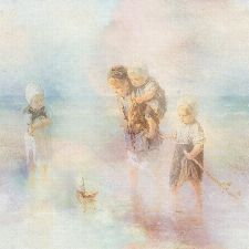 Bild: Eijffinger Fototapete Masterpiece 358127 - Dreamscape 1872