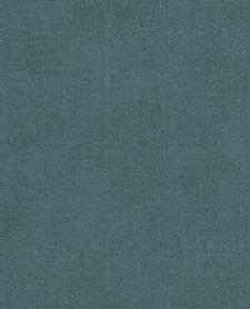 Bild: Eijffinger Vliestapete Reunited 372540 - Leinen Optik (Blaugrün)