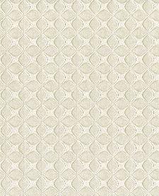 Bild: Eijffinger Vliestapete Reunited 372547 - elegante Struktur (Weiß)