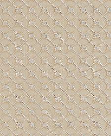 Bild: Eijffinger Vliestapete Reunited 372549 - elegante Struktur (Creme)