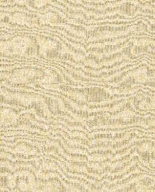 Bild: Eijffinger Vliestapete Reunited 372593 - Webmuster (Creme/Gold)