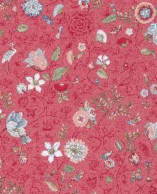 Bild: Eijffinger Tapete PIP 4 375004 - Spring to Life (Rot)