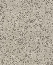 Bild: Eijffinger Tapete PIP 4 375011 - Spring to Life Two Tone (Braun)