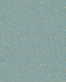 Bild: Eijffinger Tapete PIP 4 375032 - Lady Bug (Kobaltgrün)