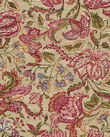 Bild: Eijffinger Sundari Vliestapete 375102 - Exotische Blumen (Sand)