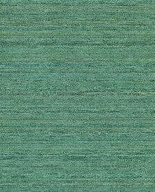 Bild: Eijffinger Sundari Vliestapete 375143 - Gras Gewebe Optik (Grün)