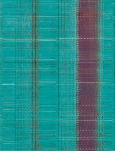 Bild: Eijffinger Tapeten Panel Sundari 375201 - Wave (Blau)