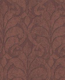 Bild: Eijffinger Vliestapete Siroc 376002 - Blätter Motiv (Rot)