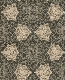 Bild: Eijffinger Vliestapete Siroc 376057 - indisches Blumenmuster (Karamell)
