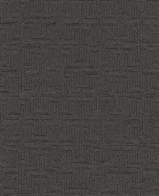 Bild: Eijffinger Vliestapete Siroc 376063 - Labyrinth Optik (Taupe)