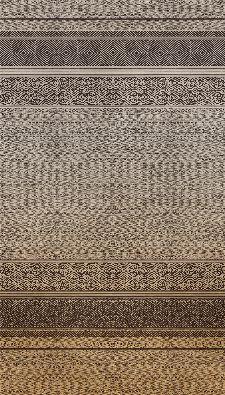 Bild: Eijffinger Tapeten Panel Siroc 376091 - Tapestry Burnt Umber (Braun)