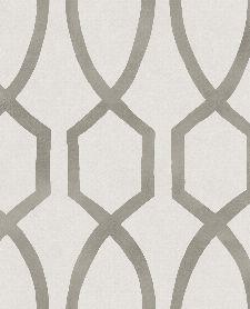 Bild: Eijffinger Mustertapete Stripes+ 377042 (Beigegrau)