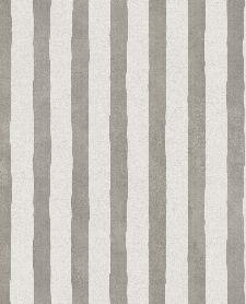 Bild: Eijffinger Tapete Stripes+ 377052 - Pinsel Streifen (Beigegrau)