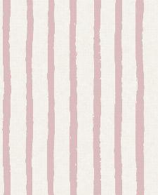 Bild: Eijffinger Tapete Stripes+ 377072 - Pastellstreifen (Rosa)