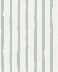 Bild: Eijffinger Tapete Stripes+ 377073 - Pastellstreifen (Hellblau)