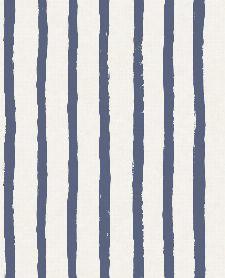 Bild: Eijffinger Tapete Stripes+ 377074 - Pastellstreifen (Blau)