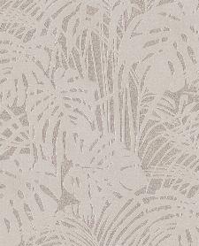 Bild: Eijffinger Reflect Vliestapete 378019 - Farnwiese (Weiß)