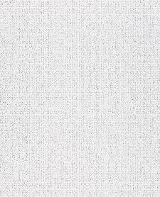 Bild: Eijffinger Reflect Vliestapete 378028 - Perlenraster Optik (Weiß/Silber)
