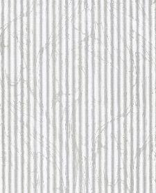 Bild: Eijffinger Reflect Vliestapete 378041 - Marmor Optik (Silbergrau)